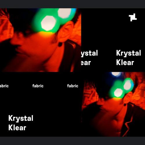 Krystal Klear fabric Promo Mix