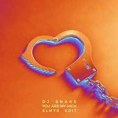 DJ Snake / Demon - You Are My High (ElmyX Edit / Remix)