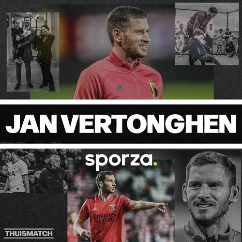Thuismatch #1 met Jan Vertonghen