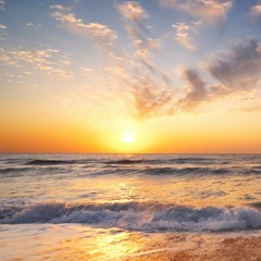 Summer Solstice Sunrise  ~ Relaxing music & Nature Sound ~