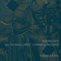 Trio For Bass Clarinet, Contrabass And Piano