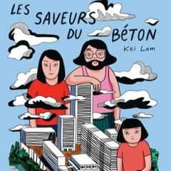 Kei Lam:  son roman graphique pour désidéaliser la France