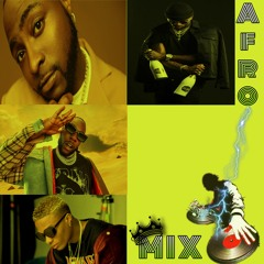 Afro Mix 2021 Jayy Sebastian