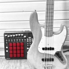 Needle 2 Da Record (Dieter Geisinger an Bass & Gitarre)
