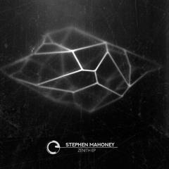 Stephen Mahoney - Zenith EP - Children Of Tomorrow