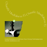 Meditation 15|08 薔非的內在平靜冥想 Chanifit Guided Meditation to Find Inner Peace During Challenging Times