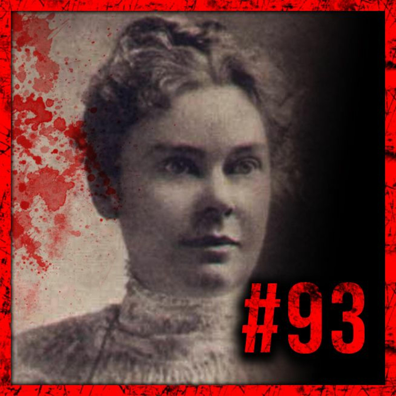 Dziewczyna z siekierą - Lizzie Borden   #93 KRYMINATORIUM