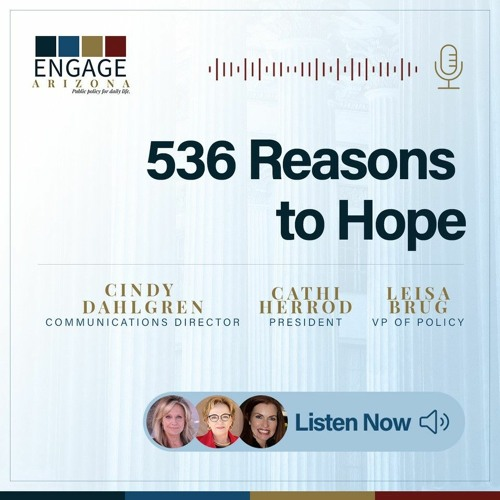 536 Reasons to Hope
