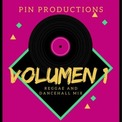 Pin Productions Dancehall & Reggae Mix Volumen 1 - Burning Selecta