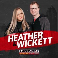 Heather & Wickett - Jagermeister & Family!