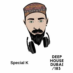 Special K - DHD podcast 183 (July 2021)