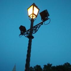 Summer lights melancholy