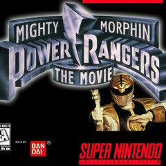 Mighty Morphin Power Rangers: The Movie - Shopping Center (Cover)