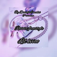 Lil Kvvoo Resort freestyle