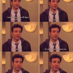 I'm Ted Mosby - How I Met Your Mother