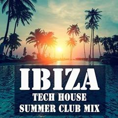 Ibizia Tech House Summer Mix 2021