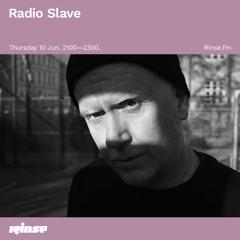 Radio Slave - 10 June 2021