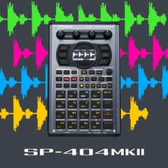 SP-404MKII Creative Sampler and Effector - Demo Song 01