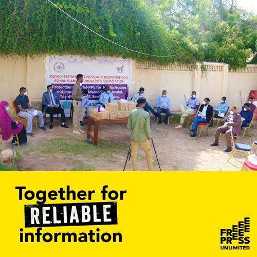 Somalia and Ethiopia - Journalism during COVID-19