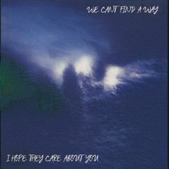 WE CAN'T FIND A WAY (feat. Vylet Pony)