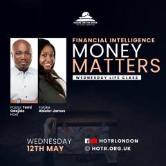 Financial Intelligence: Money Matters with Folake Abiola-James