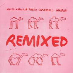 Muito Kaballa - Mamari (DJ Satelite & PolBack Remix)- OUT NOW