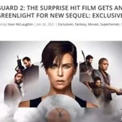 The Old Guard Gets the Greenlight by Netflix