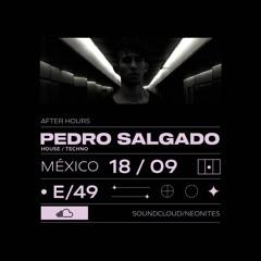 AFT/HRS 049: Pedro Salgado / House + Techno / Jrz 🇲🇽