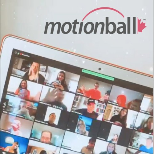 Motionball Friday Meetings (Special Olympics Canada)