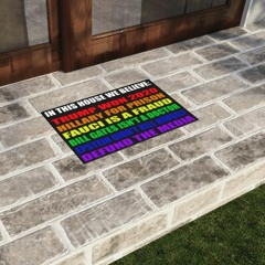 In this house we believe Trump won 2020 Hillary for prison doormat