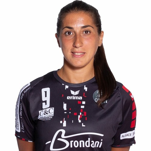 """Luciana Mendoza (arrière Achenheim) : """"C'était un match intense et long"""""""