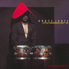 Grace Jones - Little Drummer Boy ´20 (Dj AlexVanS Remix)