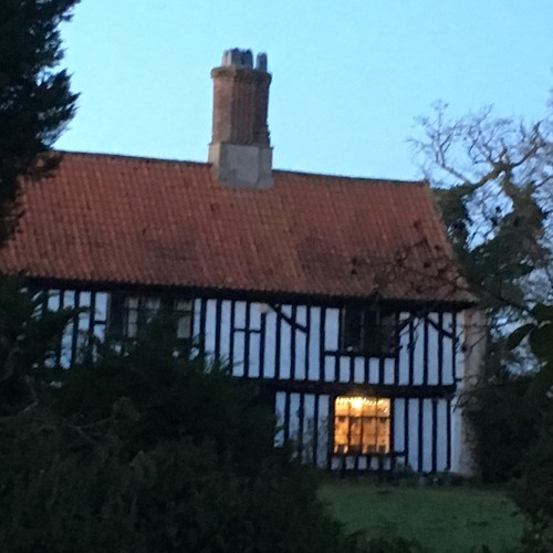 Poems from a Norfolk Farmhouse - read by Mal Cannell