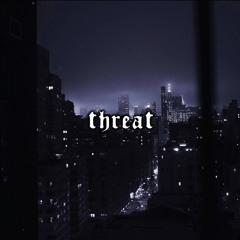 "[FREE] Migos x negatiiv OG Type Beat ""Threat"" | Hard Dark Trap Instrumental 2021"