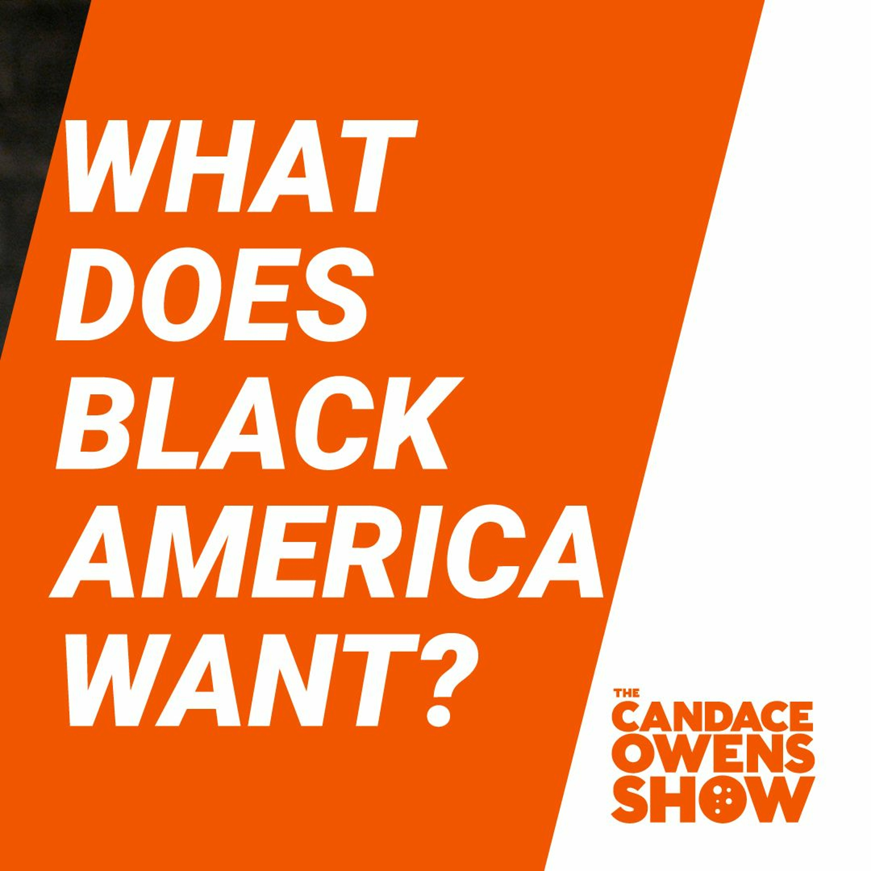 The Candace Owens Show: What Does Black America Want?