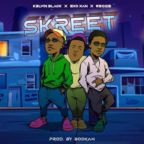 Skreet (feat. Exo Xan & Reggie) (Prod. by Bookah)