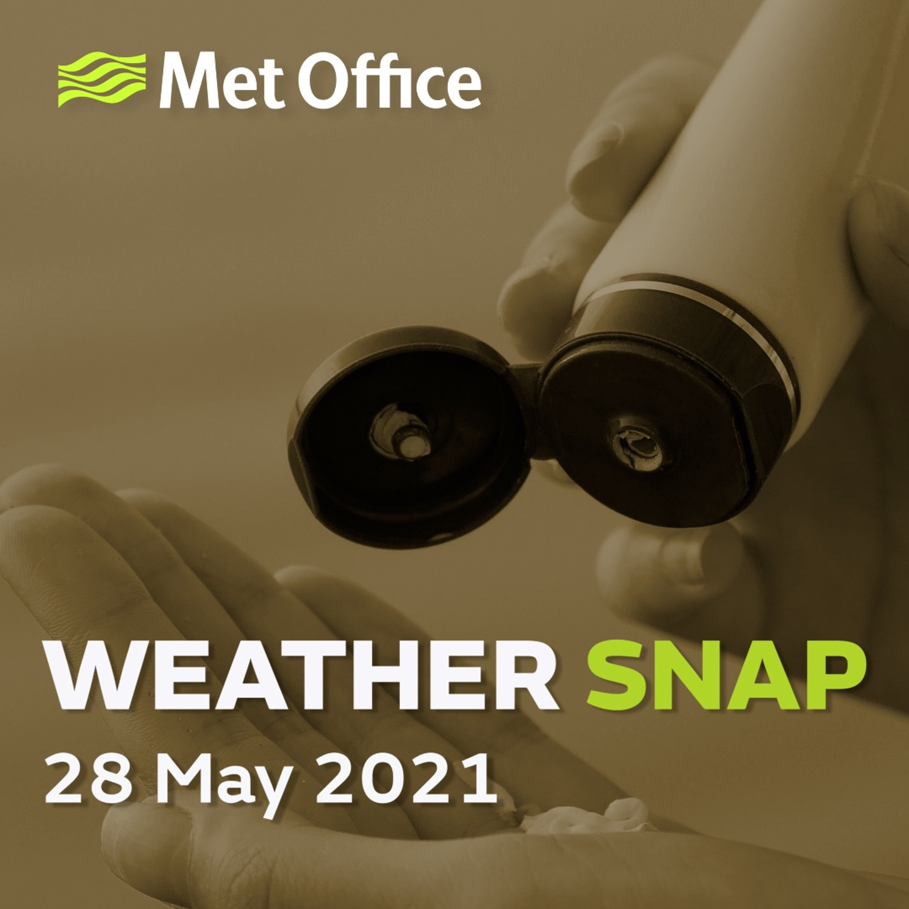 Weather Snap 28 May 2021