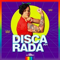 DJ JU RIBEIRO - DISCARADA #01 (House & Disco Special Set) 🌈