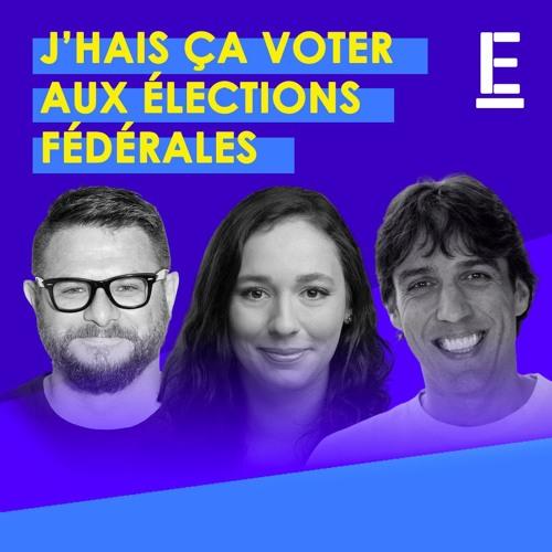 """""""J'hais ça voter aux élections fédérales"""""""