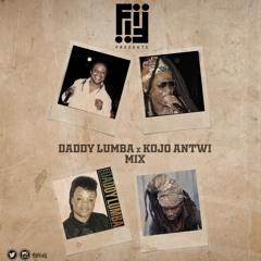 Daddy Lumba X Kojo Antwi Mix By DJ FiiFii ( Ghana Independence Special )