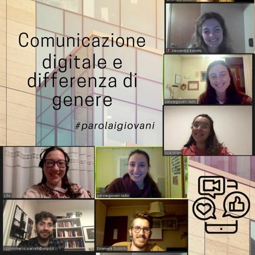 Prof. Scarcelli UniPD: comunicazione digitale e differenza di genere