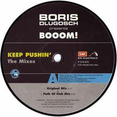[Free Download] Boris Dlugosch Pres. Booom! & Inaya Day – Keep Pushin (DJ Disciple's Vox Mix)