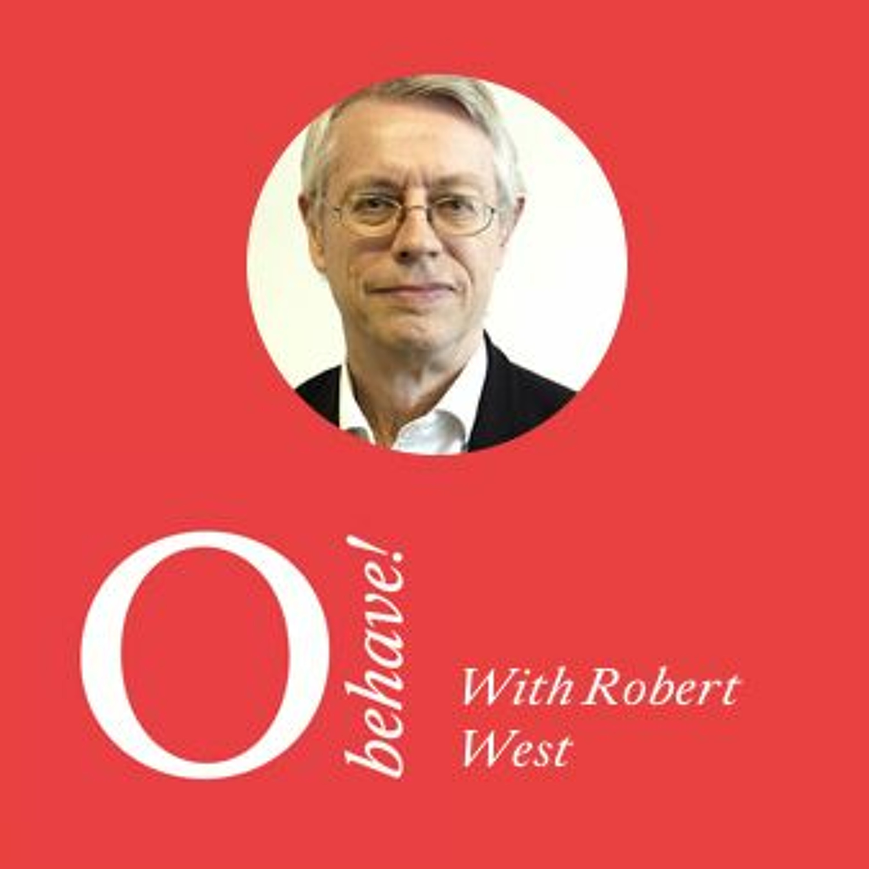 #31 - Robert West - What really motivates us?