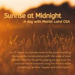 Sunrise At Midnight Martin Laird OSA