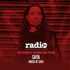 Saya - House Of Saya - EP2