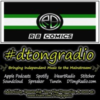 #NewMusicFriday on #dtongradio - Powered by RB Comics Productions Group