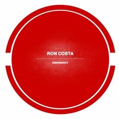 Ron Costa - Emergency [Potobolo Records]