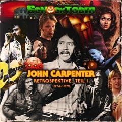 Folge 141 - John Carpenter - Teil 1 (1974-1979: Dark Star, Das Ende, Halloween, Elvis – The King)