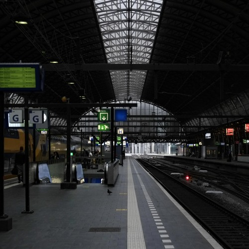 June 4 - Station - Amsterdam Centraal