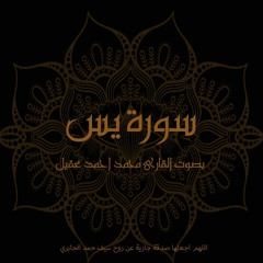 سورة يس - تلاوة القارئ محمد أحمد عقيل